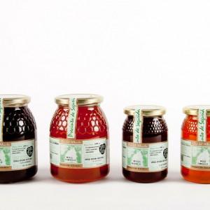 Miel de producción ecológica